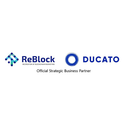 ReBlock is an official Partner with Ducato, a Hybrid DeFi 2.0 project!