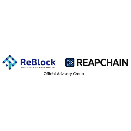 ReBlock is now an Official Advisory Group in ReapChain!